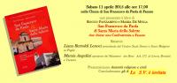 Leggi tutto: Presentazione del libro di ROCCO PANZARINO e MARIA DE MOLA