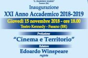 INAGURAZIONE ANNO ACCADEMICO 2018/19