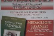 Presentazione del libro MEDAGLIONI FASANESI