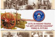 L'Artigianato fasanese nel calendario 2019 dell'UTL
